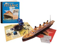 The Titanic Notebook: The Story of the Worlds Most Famous Ship