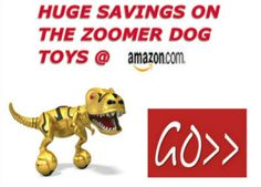 Great savings on all #Zoomer #Interactive #Dog #Toys