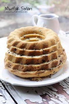 Damla Sakızlı Kek Pasta | Mutfak Sırları