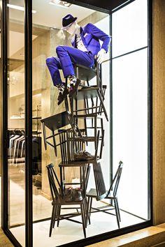 New menswear dept. - Saks Fifth Avenue