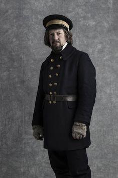 Thomas Blanky (Ian Hart) Ice Master of the HMS Terror