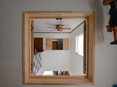 「室内窓 ロフト」の画像検索結果