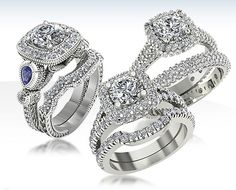 """For over 35 years, George Thompson has been serving Southern California as """"America's Most Trusted Name for Diamonds"""". With Thousands of wedding sets, bands, and engagement rings.. Specializing in one of a kind, custom wedding sets; we are here to serve you. Twice the quality at half the price"""