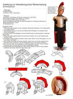 Biblisches Basteln  Römerhelm Diy Costumes, Ronald Mcdonald, Sewing Projects, Kindergarten, Kigo, Fictional Characters, Image, Warriors, Roman