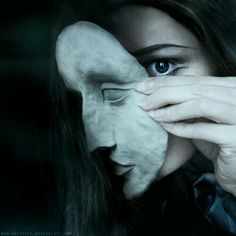 I have put this in my masquerade board because i want to do about how and why people hide behind a mask in real life.