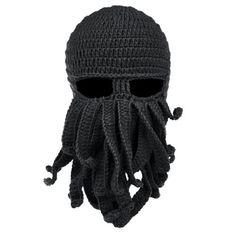 6638b3d514ef1 Winter Hat For Women Knit Beanie Face Snow Cap PRETTY Ski Mask NEW Hot
