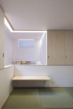 House in Kyobate / Naoko Horibe - Photographs: Eiji Tomita