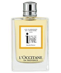 """40 years of L'Occitane en Provence is celebrated with the Les Classiques collection. L`Occitane celebrates 40 years of their tradition by launching a new collection, LES CLASSIQUES DE L'OCCITANE; a return to the old and top quality editions of the house by relaunching their famous fragrances Ambre, Eau des 4 Voleurs and Eau d'Iparie. """"Strong with 40 years of olfactor"""