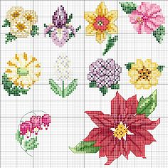 This Pin was discovered by Ayş Small Cross Stitch, Cross Stitch Cards, Cross Stitch Flowers, Cross Stitch Designs, Cross Stitching, Cross Stitch Embroidery, Cross Stitch Patterns, Fuse Bead Patterns, Beading Patterns