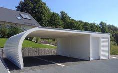 Design Carports mit uns planen - Solarterrassen & Carportwerk GmbH