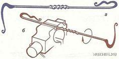 Технология изготовления кованых приборов