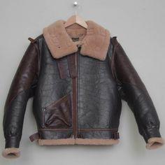 Eastman Leather/ B-3 Leather Flight Jacket