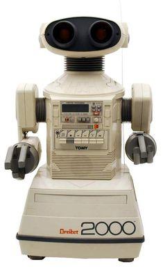 Tomy Omnibot 2000