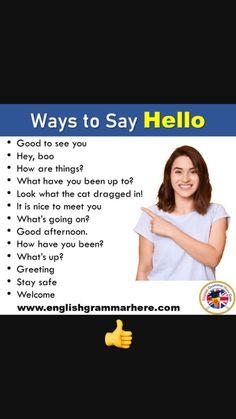 English Idioms, English Phrases, Learn English Words, English Study, English Lessons, English Learning Spoken, Teaching English Grammar, English Language Learning, English Speaking Skills
