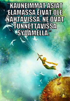 Pikku Prinssi Carpe Diem Quotes, Finnish Words, Motivational Quotes, Inspirational Quotes, 3 I, Powerful Words, Hunger Games, Live Life, Falling In Love