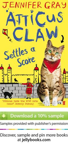 'Atticus Claw Settles a Score' by Jennifer Gray - Download a free ebook sample and give it a try! Don't forget to share it, too.