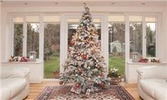 Christmas Tree, Windows, Doors, Holiday Decor, Home Decor, Homemade Home Decor, Xmas Tree, Xmas Trees, Decoration Home