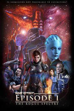 Mass Effect - Episode I : The Rogue Spectre
