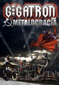 Concierto de Gigatron en Rock City Valencia