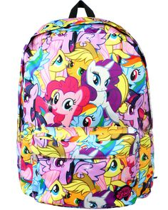 6dab430c1b MY LITTLE PONY CHARACTER BACKPACK