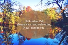 Hello Fall | Horses of Ares