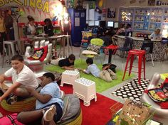 Classroom Eye Candy 2: The Learning Lounge   Cult of Pedagogy