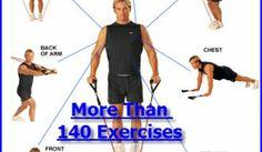 Dé Fitness set voor zowel de beginner als de meer ervaren sporter. Te gebruiken door het hele gezin! Van licht trainen met de blauwe elastiek tot super zwaar met alle vier de banden tegelijk. Deze set geeft weerstand van 1 tot maar liefst 30 kilo!
