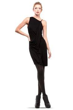 MAXSTUDIO.COM Draped Dress on HauteLook