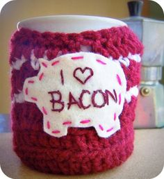 Coffe mug cozy @Jaymi