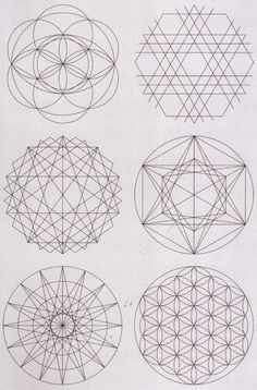 geometric pattern circles