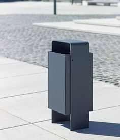 Versio levis Litter bin-Westeifel Werke-Max Wehberg