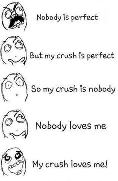 memes on crush funny * memes on crush ; memes on crush funny ; memes on crush in hindi Funny Crush Memes, Crush Humor, Crazy Funny Memes, Funny Puns, Really Funny Memes, Funny Laugh, Stupid Funny Memes, Funny Relatable Memes, Haha Funny