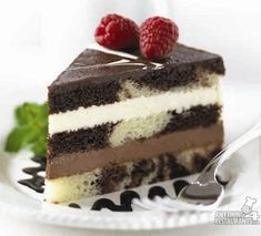 Tuxedo Truffle Cake Save On Foods