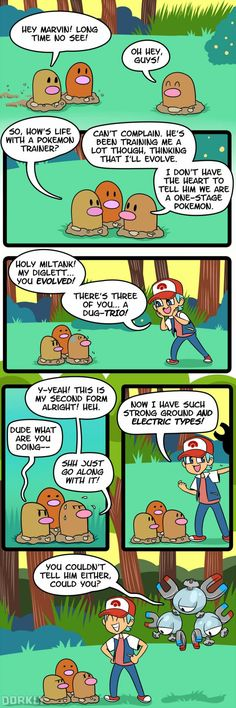 Truth about pokemon - 9GAG