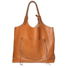 Bag Ralph Lauren ❤ liked on Polyvore featuring bags, handbags, tote bags, bolsas, purses, taschen, leather tote, ralph lauren tote, orange leather handbag and genuine leather purse