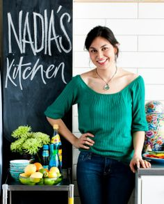 """Fit Food by Nadia Lim –  """"As a cook and dietitian it's equally important to me that food tastes great and is just as good for you. I've created delicious and simple recipes with a focus on lots of colourful seasonal vegetables and fruit, healthy grains and nourishing protein so they're packed full of goodness that will look after you and your body."""" Extract from December 13/January 2014 issue 124 Healthy Grains, Vegetable Seasoning, Look After Yourself, Dietitian, Easy Meals, Cooking Recipes, Tunic Tops, Simple Recipes, Vegetables"""