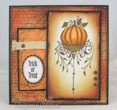 Sierra Sunset Cling Stamp by Impression Obsession