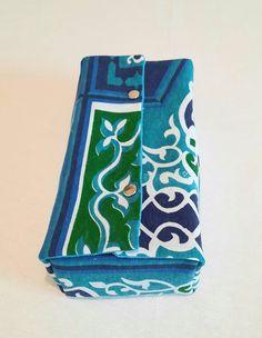 Tissu khayameya typiquement égyptien. Blue Fabric, Slipcovers, Fabrics