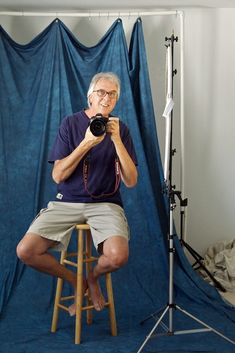 How to Create Your Own Portrait Studio at Home - by Derrick Story