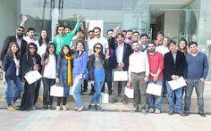 Careem Hosts Scavenger Hunt in Lahore By Omer Khan