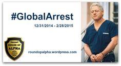 Round-op Alpha a été constituée le 6 Avril 2014, comme une agence spéciale non gouvernementale internationale de justice (SINGJA). Ce groupe prétend préparer les arrestations globales qui devront avoir lieu, pour permettre la libération de la planète. Ils nous proposent une liste non exhaustive des personnes directement concernées par ces arrestations de masse.