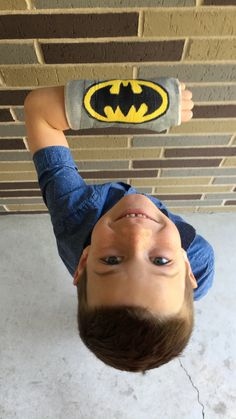 Batman Arm Cast for rhetty Rhett