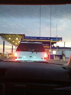Aduana Reynosa Garita Km. 30