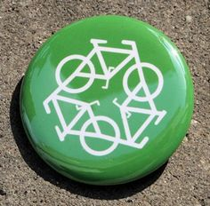 recycle bicycle button Find you next Bicycle @ http://www.wocycling.com/