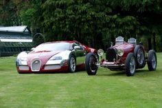 Voir cette image sur PhotosCar: PhotosCar vous présente cette Bugatti, si cette image vous plait vous pouvez la télécharger. Merci de laisser un commentaire.