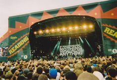 Reading Festival. UK.