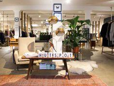 Concept store Hutspot at De Pijp in Amsterdam