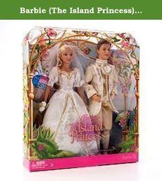 Barbie (The Island Princess) Princess Rosella & Prince Antonio Royal Wedding Set. Barbie (The Island Princess) Princess Rosella & Prince Antonio Royal Wedding Set.