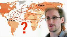 Edward Snowden, valeroso luchador por la libertad,  es para el estado el 'criminal' más buscado