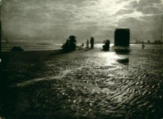Extraordinary Photographs by Léonard Misonne - Flashbak Surrealism Photography, Eye Photography, Landscape Photography, Old Time Photos, Film Stills, His Eyes, Impressionist, Monochrome, Fine Art